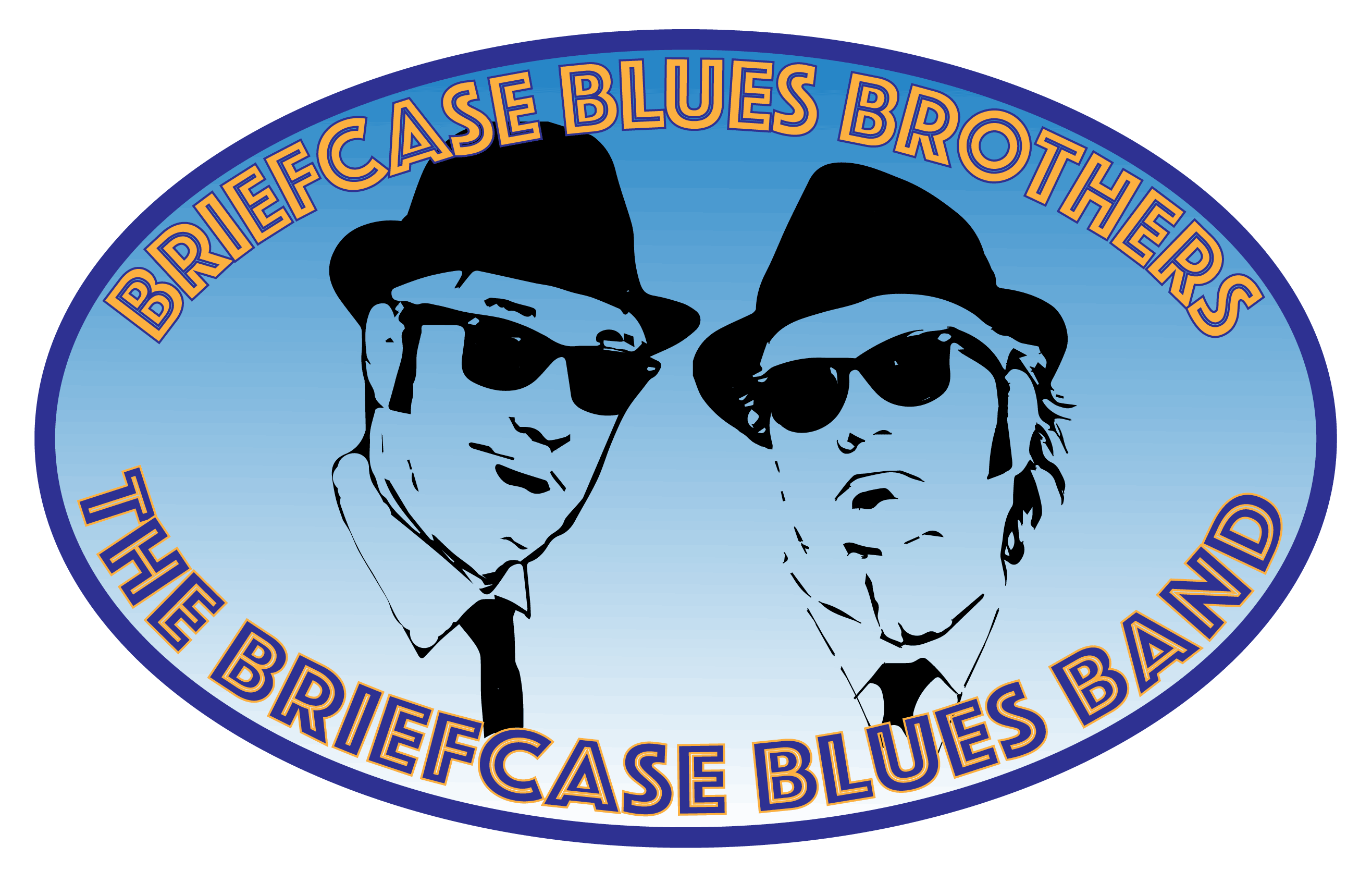 Briefcase Blues Brothers